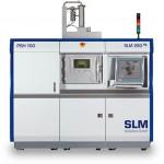SLMソリューションズの金属パウダー積層造形システム「SLM280」 ※出典:愛知産業