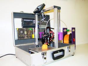 3Dプリンター FFF式