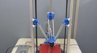 組立式3Dプリンター