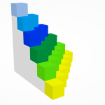 3D usecubes